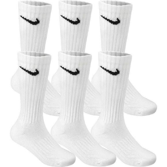 aee3dd25b Nike Underwear & Socks   6 Pair Pack Performance Cushion Crew Socks ...